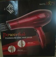 Jinri Professional 1875W Tourmaline Negative Ionic Salon Hair Dryer