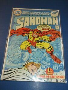 Sandman #1 Bronze age Good+