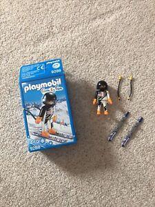 Playmobil Skifahrer 9288