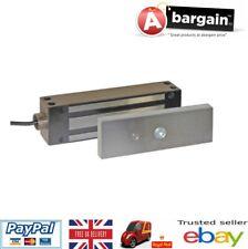 External Magnetic MAG Lock, 545kg Force, Dual 12v & 24v, Z Bracket Kit Included