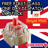 1 x NEW Cherry MX Red RGB Switches Replacement Tester Genuine Cherry UK Stock