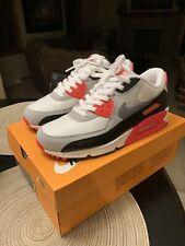 """2015 Nike Air Max 90 OG """"Infrared"""" Men's Size 9 725233-106"""