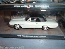 VOITURE NEUVE JAMES BOND 007 CAR COLLECTION - FORD THUNDERBIRD