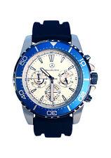 Mercedes Benz Men's Chronograph Sport Watch w/Rubber Strap