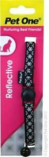 Nylon Reflective Cat Collars & Tags