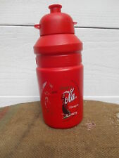 COCA COLA Bidon Eau Water Bottle Vintage 1997 Elite Tour de France Made in Italy