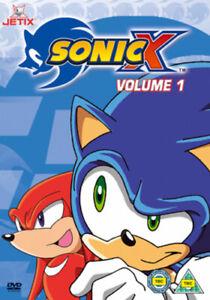Sonic X: Volume 1 - DVD - Free Shipping