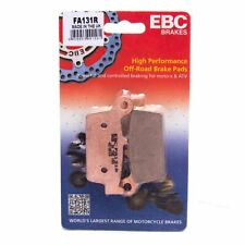 EBC FA131R Sintered Motorcycle Brake Pads for T.M. MX 250 01-04