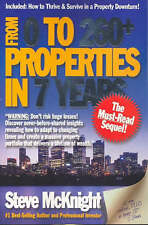LK NEW From 0 to 260+ Properties in 7 Years By Steve McKnight Sealed CD