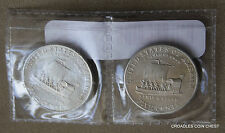 2004 KEEL BOAT MINT MARK PAIR BU UNCIRCULATED LEWIS & CLARK P & D #AQ300