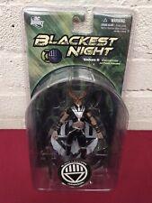 Blackest Night Black Lantern Hawkgirl Action figure Series 6 Dc Direct Dc Comics