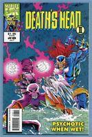 Death's Head 2 #8 (1993) Marvel UK Comics