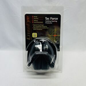 Tactical Hearing Protector Ear Protection 21dB NRR Range Hunting Military