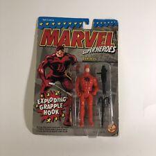 1990 Marvel Super Heroes DAREDEVIL Action figure ToyBiz Rare Collector Netflix