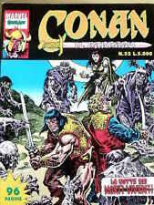 Conan il Barbaro COLORE n°52 ed. Marvel Comic ART  [G.187]