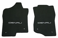 LLOYD Classic Loop™ embroidered logo FRONT FLOOR MATS 2007-2013 GMC Yukon Denali