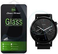 Dmax Armor Motorola Moto 360 46mm 2nd Gen Tempered Glass Screen Protector