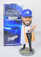 "2018 LA Dodgers Kenley ""Calrissian"" Jansen Star Wars Bobble head NIB New"