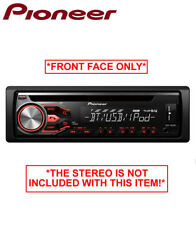 Pioneer DEH-4800BT stereo face, CD USB in Bluetooth radio *FRONT FACE ONLY*