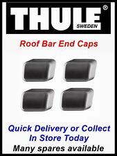 Thule End Caps for Square Roof Bars - Set of 4 Part No. 30661