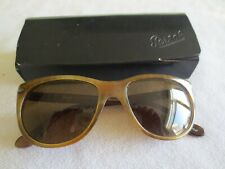 Persol brown frame polarized sunglasses. 3097-S 1018/57. With case.
