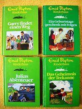 4 x Enid Blyton Kinderhaus - Hardcover Bücherpaket Sammlung Klassiker