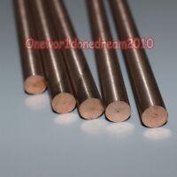"""1x W-CU Tungsten 70/% Copper 30/% Alloy Plate Electrode 3mm x 100mm x 100mm 4/"""" x4/"""""""