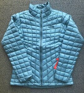 The North Face Women's Thermoball Primaloft Insulation Jacket M L XL