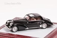 Bugatti t57 Paul Nee 1947 COUPE Chromes 1:43 Nuovo/Scatola Originale