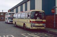 48 OBT 693M Connor & Graham, Easington 6x4 Quality Bus Photo