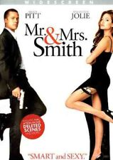 Mr. & Mrs. Smith [New DVD] Dolby, Dubbed, Repackaged, Subtitled, Widescreen, S
