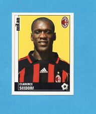 PANINI CALCIATORI 2006-2007- Figurina n.259- SEEDORF - MILAN -NEW