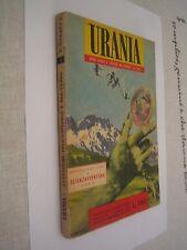 LA RIVISTA DI URANIA N. 8 - ORIGINALE ANNO 1953 qs OTTIMO