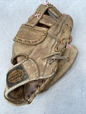Vintage LOUISVILLE SLUGGER Baseball Glove LSG10 Big Daddy, Stabber Web