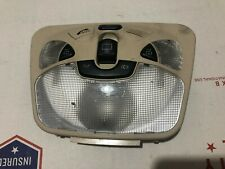 06 - 09 W209 MERCEDES CLK350 CLK550 CLK500 COUPE OVERHEAD DOME LIGHT BEIGE A1
