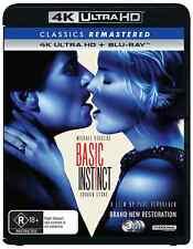 Basic Instinct | Blu-ray UHD Classics Remastered - Blu Ray Region B Shi