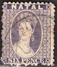 NATAL 1864 STAMP Sc. # 16 USED