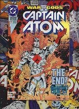 Captain Atom Lot Of 12 DC 37-57 NM 1990-91 High Grade