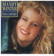 "Mandy Winter-Two lovers/Don't run away/7"" Single von 1988"
