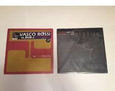"""VASCO ROSSI - IO TI ACCONTENTO / NON L'HAI MICA CAPITO - VINILE 12"""" - REMIX"""