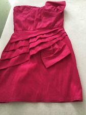 LUXUS Mayaadi Cocktail Abendkleid Abikleid Party Ballkleid Kleid M L 40 42 Pink