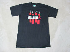 NEW Green Day American Idiot Concert Shirt Adult Small Dynamite Band Tour Mens B
