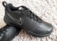 Nike T Lite X1 Para hombre Zapatillas Deportivas Zapatos Talla Uk 8 Negro Nuevo Para Deportes Y Fitness