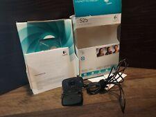 Logitech HD Webcam C-525. W/box paper work and software.