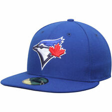 Toronto Blue Jays MLB Baseball Cap Casquette New Era size 7 5/8 59 Fifty Fitted
