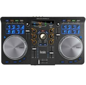 Hercules Universal DJ USB Bluetooth 2-Deck DJ Controller