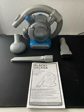 Black & Decker DustBuster Cordless Flex Hand Vacuum HFVB315J22 OPEN BOX