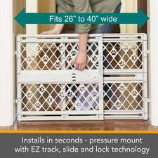 Large Pet Dog Baby Safety Gate Mesh Fence Portable Guard Indoor Home Kitchen Hot