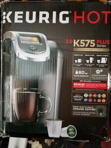 Keurig 2.0 Hot K575 Plus Coffee Brewer machine