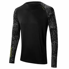 Altura Black 2016 Phantom Long Sleeved MTB Jersey XL